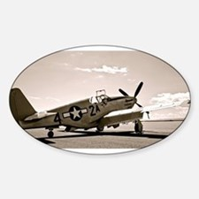 Tuskegee P-51 Decal