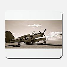 Tuskegee P-51 Mousepad