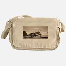 Tuskegee P-51 Messenger Bag