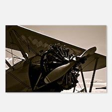 Bi Plane Postcards (Package of 8)
