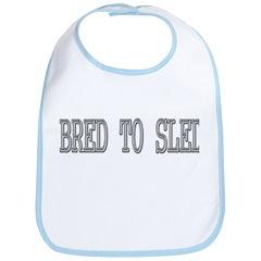 Bred to Sled Bib