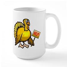 Save the Turkey Mug