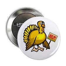Save the Turkey Button
