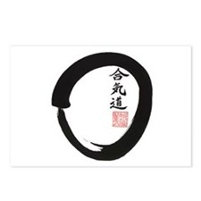 Enso2 Postcards (Package of 8)