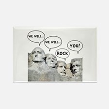 Rushmore Rock You Magnets