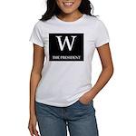 GEORGE W. BUSH Women's T-Shirt