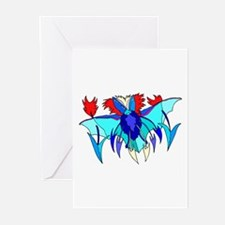 BAT Greeting Cards (Pk of 10)
