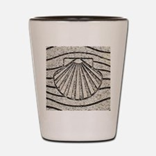 Cute Pilgrim Shot Glass