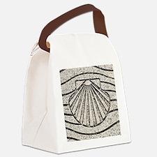 Cute Pilgrims Canvas Lunch Bag