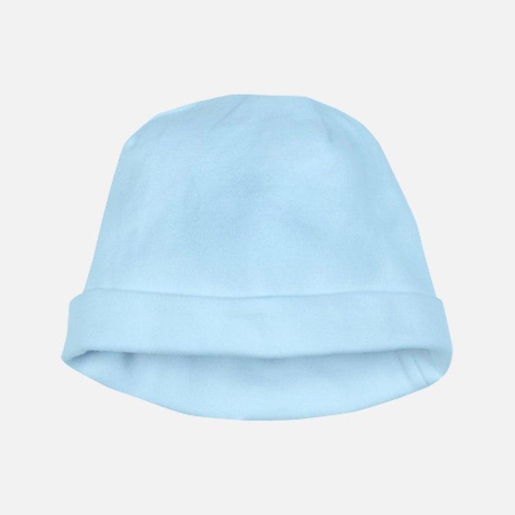 100% BEAU baby hat