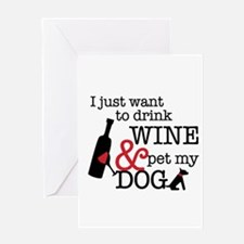 Wine and Do Greeting Cards