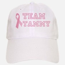 Team Tammy - bc awareness Baseball Baseball Cap