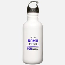 NOMA thing, you wouldn Water Bottle