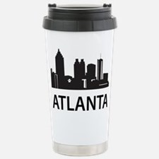 Unique Atlanta Travel Mug