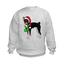 Basenji Christmas Sweatshirt