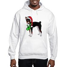 Basenji Christmas Hoodie