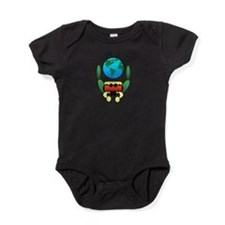 Funny The spider Baby Bodysuit