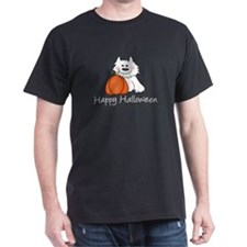 Halloween Puppy & Pumpkin T-Shirt