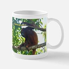 Monkey in Tree Mugs