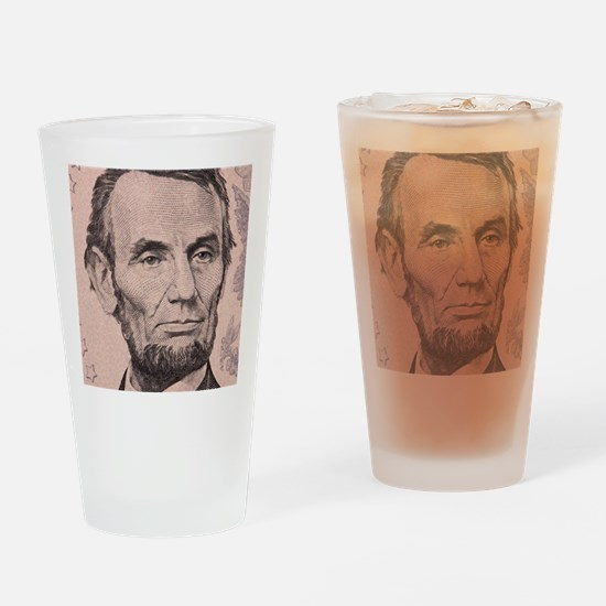 Unique Abraham lincoln assassination Drinking Glass