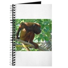 Monkey Scratching His Back Journal