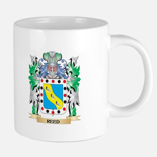 Reed Coat of Arms - Family Crest Mugs