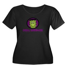 Frankenstein Happy Halloween T