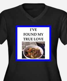 beef stew Plus Size T-Shirt