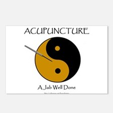 Acupuncture Postcards (Package of 8)