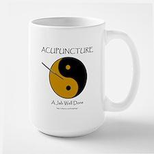 Acupuncture Mug