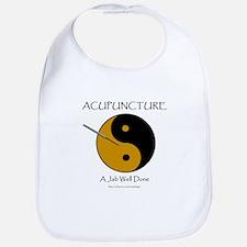 Acupuncture Bib
