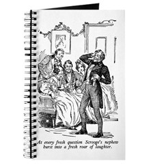 Scrooge's Nephew Journal