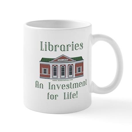Investment for Life! Mug