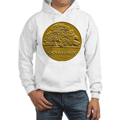 Genealogy Hooded Sweatshirt