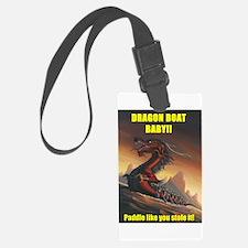 Unique Dragon Luggage Tag