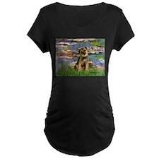 Lilies 2 / Border T T-Shirt