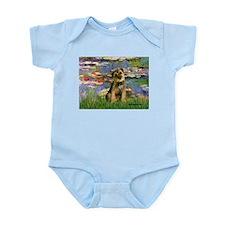 Lilies 2 / Border T Infant Bodysuit