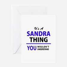 SANDRA thing, you wouldn't understa Greeting Cards