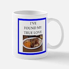 true love mexian food joke Mugs