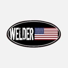 Careers: Welder (U.S. Flag) Patch
