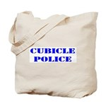 The Cubicle Police Tote Bag