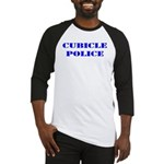 The Cubicle Police Baseball Jersey