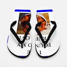 crawfish Flip Flops
