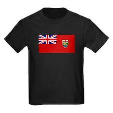 Manitoba Flag T