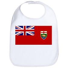 Manitoba Flag Bib