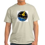 ISS STS-120 Mission Light T-Shirt