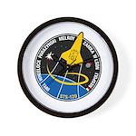 ISS STS-120 Mission Wall Clock