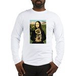 Mona & Border Terri Long Sleeve T-Shirt