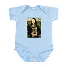 Mona & Border Terri Infant Bodysuit