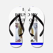 minestrone Flip Flops